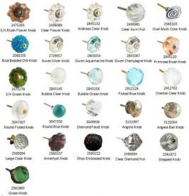Pier 1 Imports Recalls Glass Knobs Due to Laceration Hazard