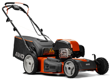 Husqvarna Recalls Lawn Mowers Due to Laceration Hazard