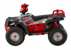 Recalled Peg Perego 850 Polaris Sportsman ride-on vehicle (side view)