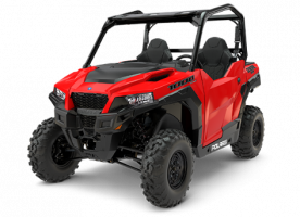Polaris Recalls GENERAL Recreational Off-Highway Vehicles Due to Crash Hazard (Recall Alert)