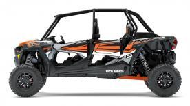 Polaris Recalls RZR XP 4 Turbo Recreational Off-Highway Vehicles Due to Fire Hazard (Recall Alert)