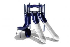 Play and Park Structures Recalls Playground Slides Due to Entrapment Hazard (Recall Alert)