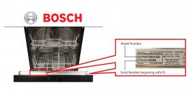 BSH Home Appliances Expands Recall of Dishwashers Due to Fire Hazard
