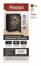 Alpha Guardian Recalls Stack-On Gun Safes Due to Lock Failure and Injury Hazard