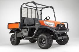 Kubota Recalls RTV-X Series Utility Vehicles Due to Injury Hazard (Recall Alert)