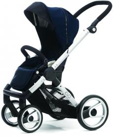 EVO stroller (navy blue)