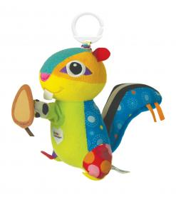 TOMY Recalls Munching Max Chipmunk Toys Due to Laceration Hazard