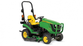 John Deere Recalls Compact Utility Tractors Due to Injury  Hazard (Recall Alert)