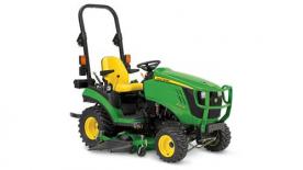 John Deere Recalls Compact Utility Tractors Due to Injury  Hazard (Recall Alert)