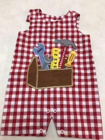 Fabri-Tech Recalls Infant Rompers Due to Choking Hazard; Sold Exclusively at Cracker Barrel Old Country Stores