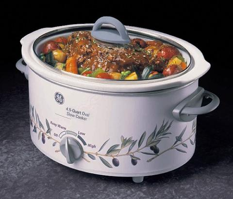 Picture of Recalled Slow Cooker