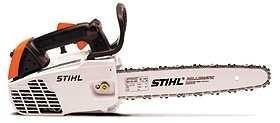 Picture of Recalled Chain Saw