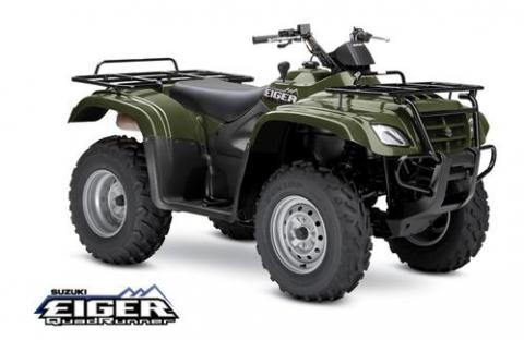 Picture of Recalled ATV Green