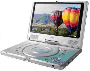 Picture of Portable DVD/CD/MP3 Player