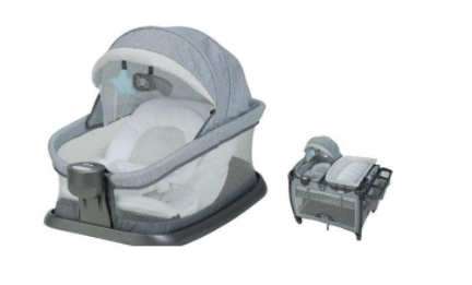 Recalled Graco Pack 'n Play Day2Dream Playard & Bedside Sleeper