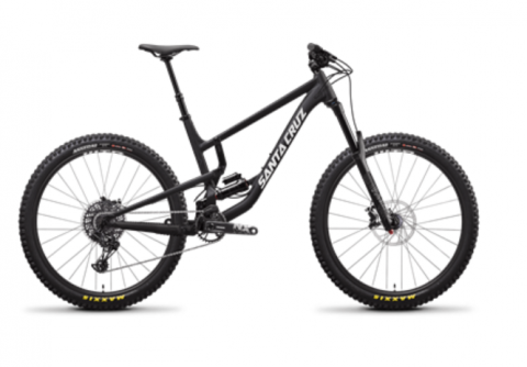 Recalled Santa Cruz Bicycle:  Nomad 4a Aluminum – Black