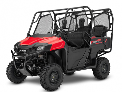 2017-2020 Model Year Honda Pioneer 700 4 Passenger