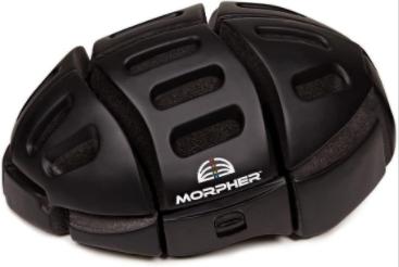 Recalled Morpher flat-folding bicycle helmet
