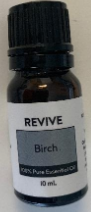 Recalled REVIVE Birch Essential Oil 10 mL