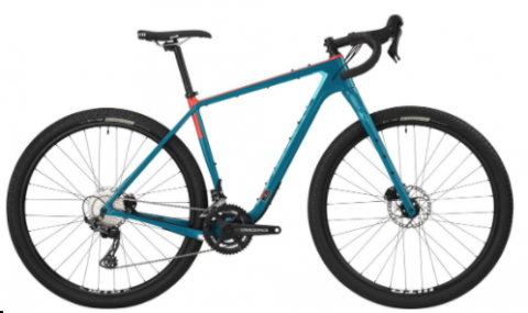 Recalled Salsa Cutthroat GRX series bicycle, GRX 600