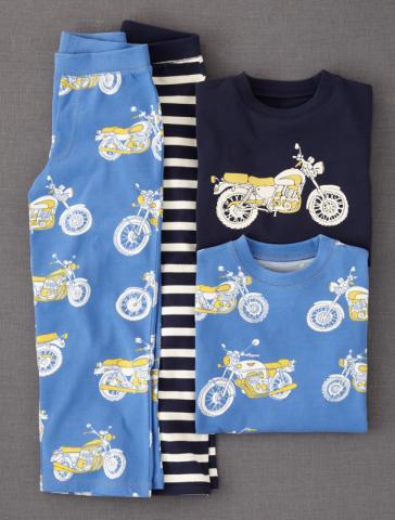 Motorcycle Pattern