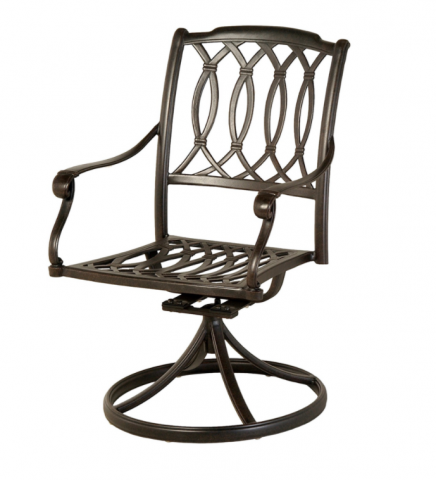 Recalled Hanamint swivel rocker chair