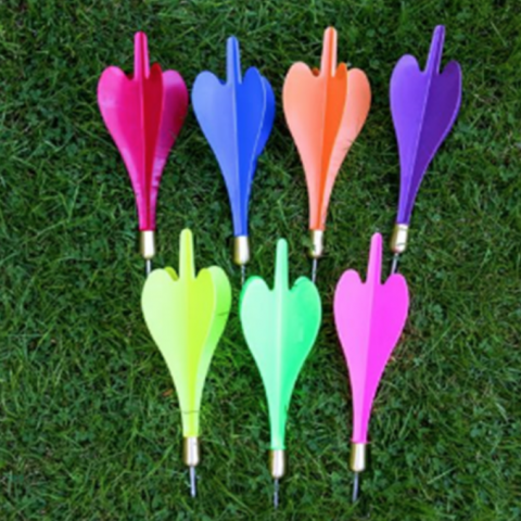 Recalled Crown UK lawn darts