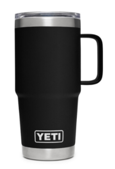 Recalled Rambler 20 oz Travel Mug with Stronghold Lid
