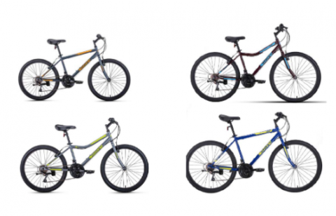 Academy Sports + Outdoors Recalls Ozone 500 Density Bicycles Due to Fall and Injury Hazards