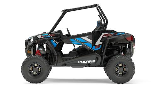 2017 RZR S 1000 EPS STEALTH BLACK