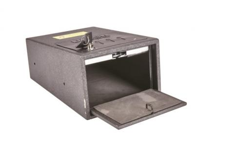 Recalled Union handgun safe