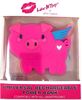 Flying Pig power bank