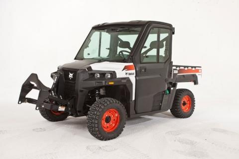 Recalled Bobcat 3650 utility vehicle