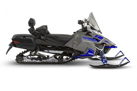 Yamaha SRVenture DX snowmobile