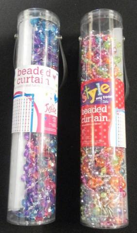Recalled beaded curtains