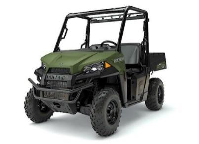 Recalled 2018 Polaris Ranger 500 – sage green
