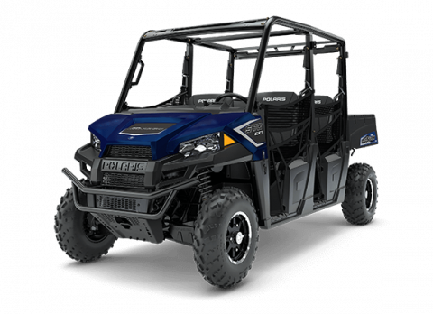 Recalled 2018 Polaris Ranger 570 – navy blue