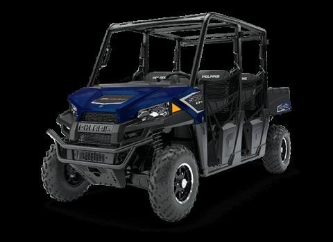Recalled 2018 Polaris Ranger 570 – navy blue
