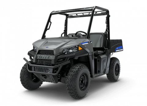 Recalled 2018 Polaris Ranger EV – gray