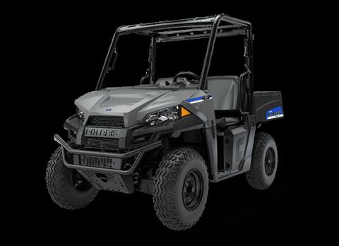 Recalled 2018 Polaris Ranger EV – gray