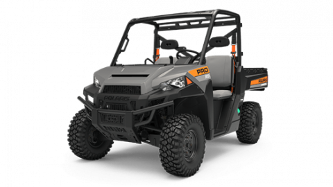 Recalled 2019 Polaris PRO XD 2000D two-seat configuration