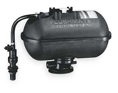 Flushmate II 501-B pressure-assisted flushing system