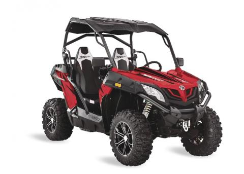 Recalled 2018 ZFORCE 500 Trail ROV