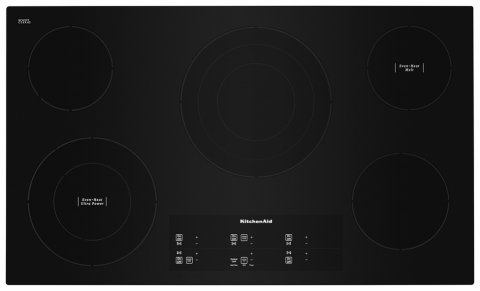 Recalled KitchenAid cooktop