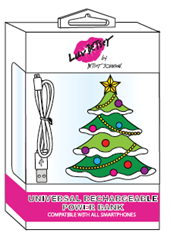 Christmas Tree power bank