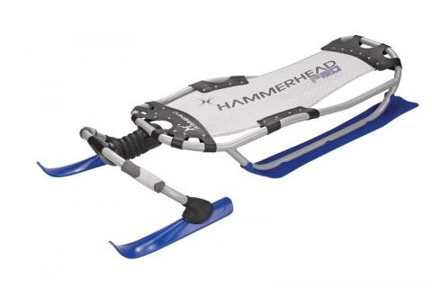 Blue Hammer Head Sled