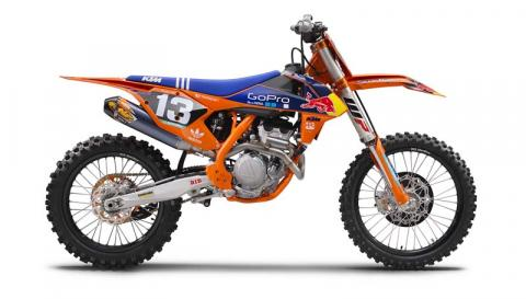 2016 KTM 250 SX-F Factory Edition Competition/Closed Course motorcycle