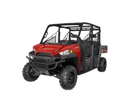 2014 RANGER XP 900 Solar Red