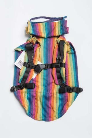 Recalled Lenny Lamb Buckle Onbu infant carrier