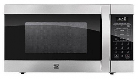Recalled Kenmore Elite microwave oven